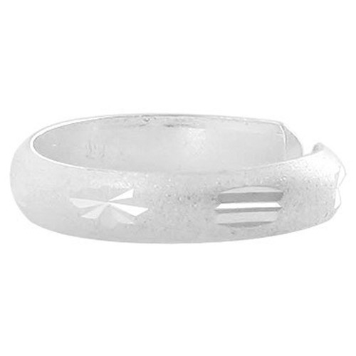 Sterling Silver Designer Toe Ring
