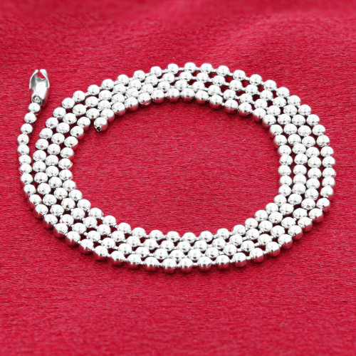 Stainless Steel Rope Necklace