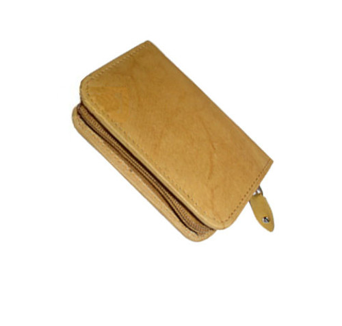 New Leather Business Credit Card Holder Zipper Wallet Available in Different Colors #MW30CF670