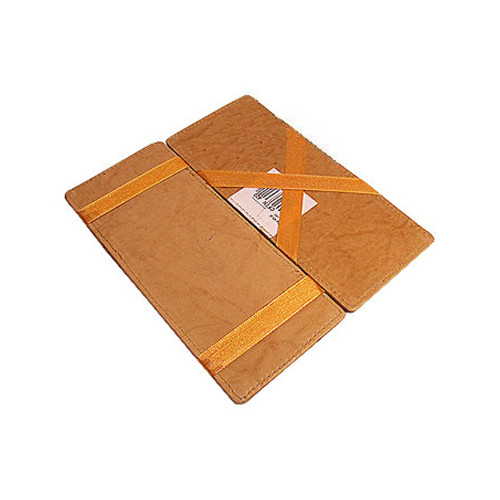 Leather Smart Magic Wallet Credit Card Purse Available in Different Colors #MW420