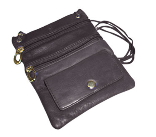 Leather Travel Purse General Purpose Shoulder Bag