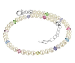 Pearl Anklets