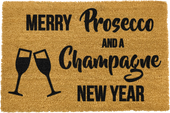 Merry Prosecco and Champagne New year