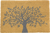 Country Home Tree of Life Extra Large Grey Doormat
