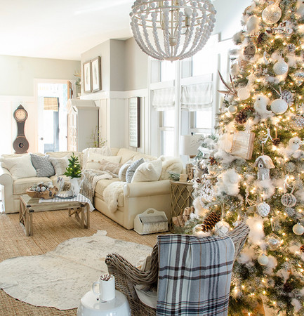 How to do Christmas Decorating in Style