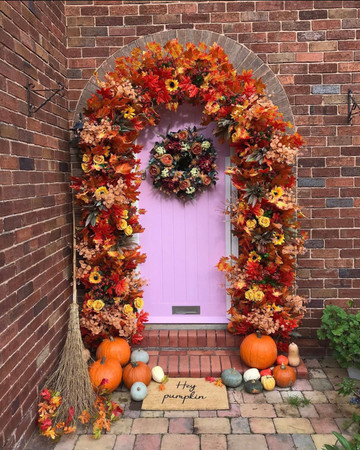 How to style for home for Halloween
