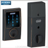 Schlage BE469NX-CEN - Schlage Connect Century Touchscreen Deadbolt with Built-in Alarm and Z-Wave Technology