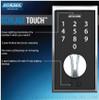 Schlage FE375-CEN-MER - Century Style Schlage Touch™ and Handleset with Merano Lever