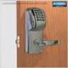 Networked Electronic Cylindrical Locks   Magnetic Stripe - Swipe + Keypad   Schlage AD-300-CY-MSK (SCH-AD300CYMSK)