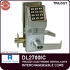 Alarm Lock DL2700IC Interchangeable Core Lock | Alarm Lock DL2700IC | Electronic Door Lock