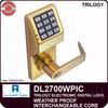 Alarm Lock DL2700WPIC Weatherproof Interchangeable Core Lock | Alarm Lock DL2700WPIC Cylindrical Lock