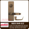 Detex 20 Series Classroom Lever Trim