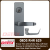 Detex 21 Series Classroom Lever Trim