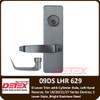 Detex 21 Series Storeroom Lever Trim