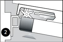 Adams Rite 8800 Aluminium Door Exit Devices Starwheel Bolt