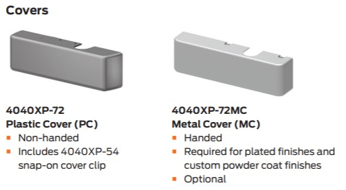 LCN 4040-XP Covers