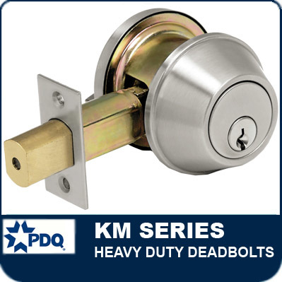 PDQ KM Series | PDQ Deadbolts