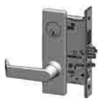 PDQ MR126 F Escutcheon Trim