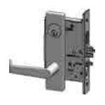 PDQ MR128 J Escutcheon Trim