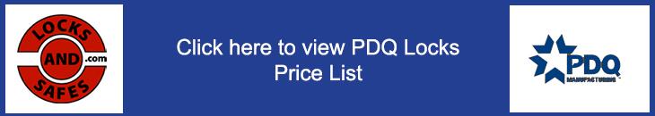 PDQ Price List Banner