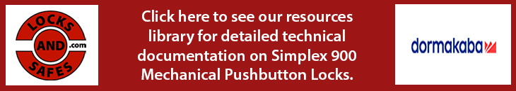 View Simplex 900 Technical Documents, Cut Sheet, Installation Manual, User Manual, Specifications