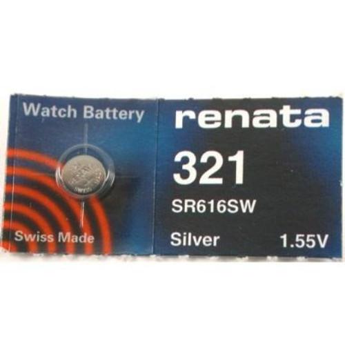 Renata Watch Battery 321