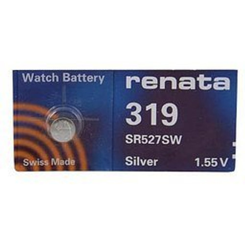 Renata 319 Watch Battery