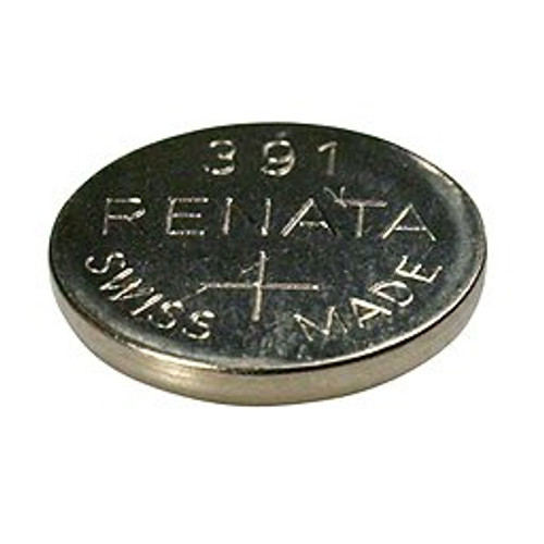 Renata 391 Button Cell Watch coin cell battery