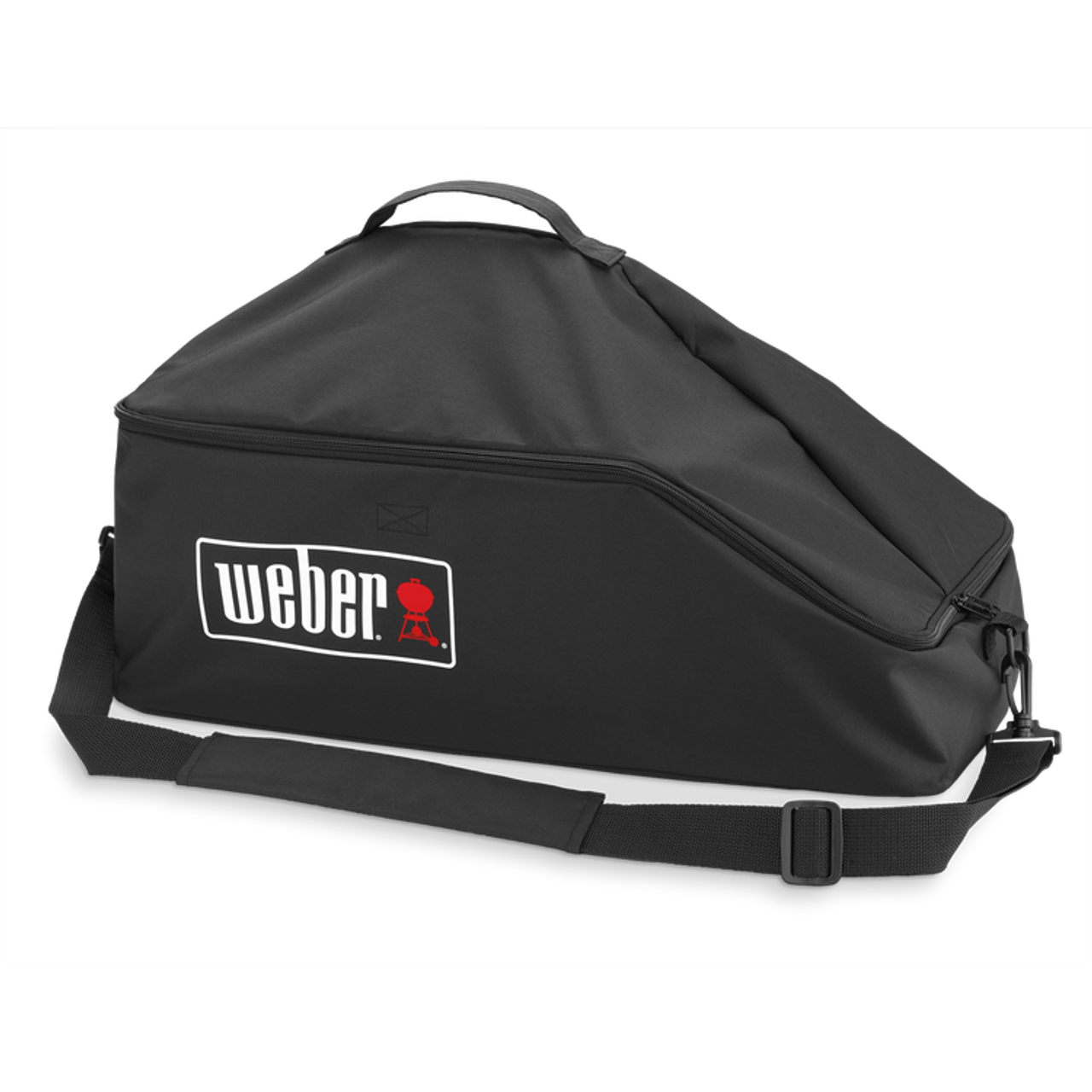 weber go anywhere carry bag suitable for gas and charcoal the