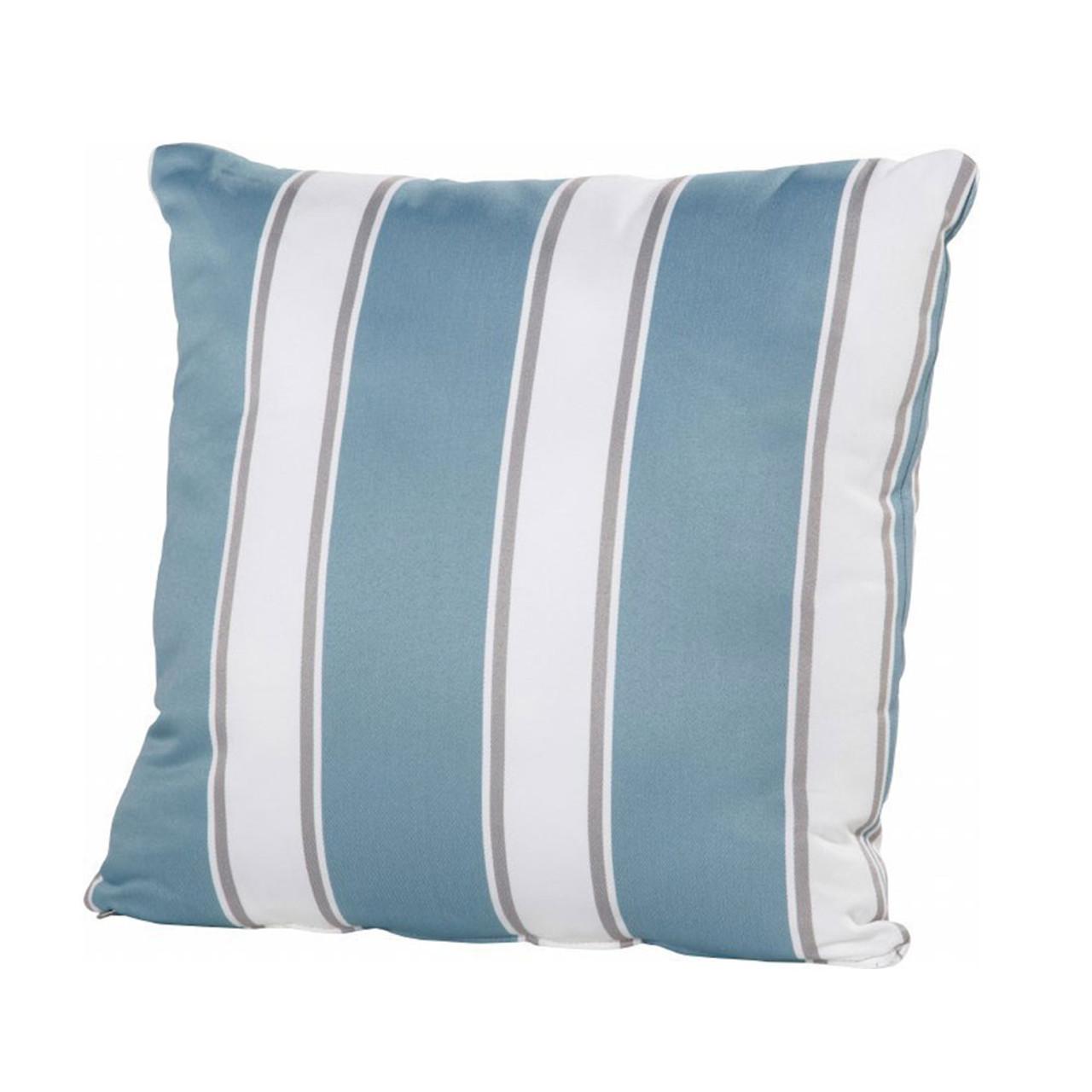4so Curiosity Blue Outdoor Cushion 50x50cm The Orchard Garden