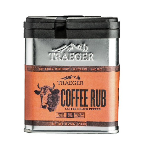 Traeger Coffee Rub 8.25 oz