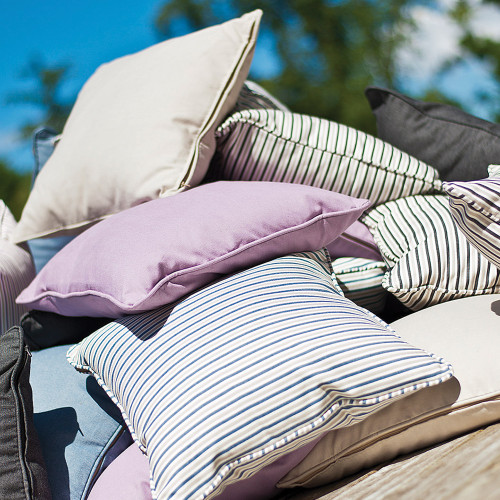 Alexander Rose Charcoal Cushion