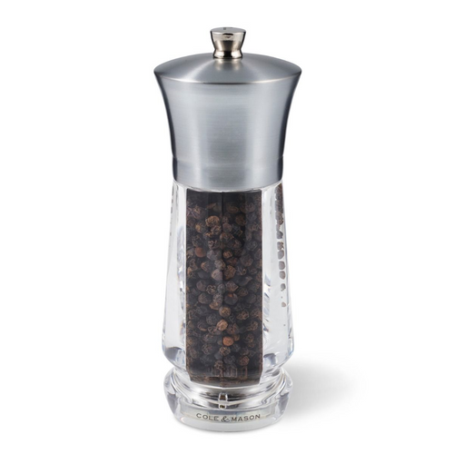 Exford Nickel Pepper Mill 160mm