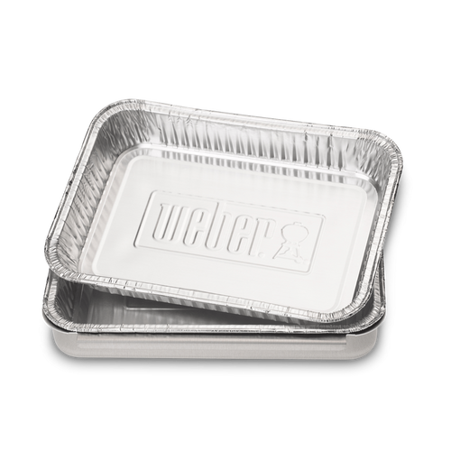 Weber® Small Drip Trays (Pack of 10)