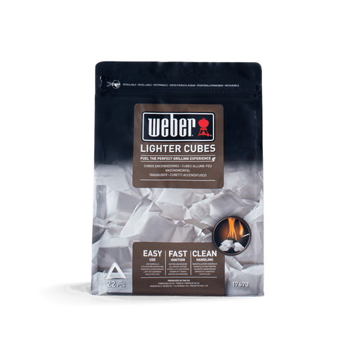 Weber® Fire lighter Cubes