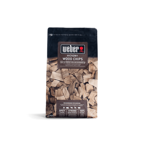 Weber® Hickory Wood Chips, (0.76kg)