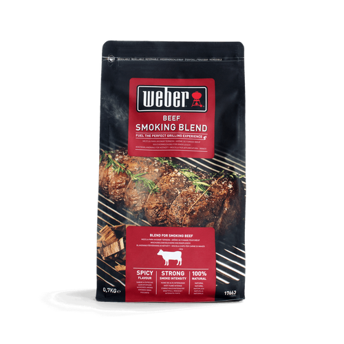 Weber® Beef Wood Chips 0.7kg