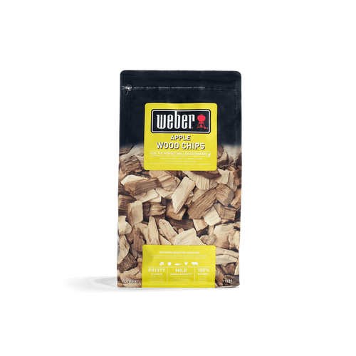 Weber® Apple Wood Chips, (0.76kg)