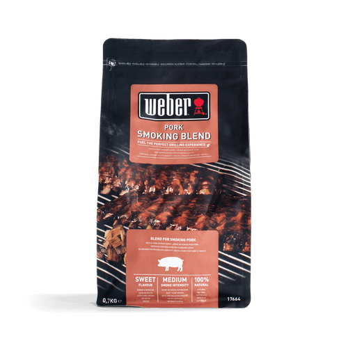Weber® Pork Wood Chips 0.7kg