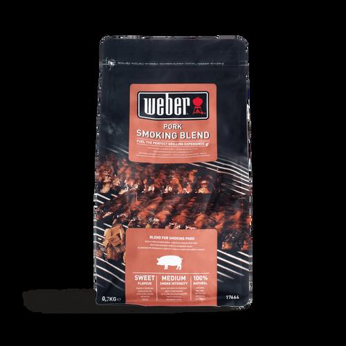 Weber® Pork Wood Chips 0.7kg