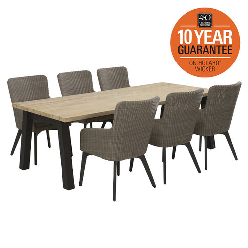 4SO® Luxor Dining Set
