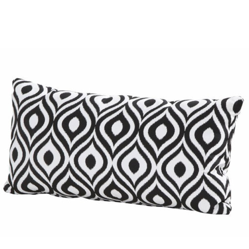 4SO® Curiosity Grey Outdoor Cushion - 30x60cm
