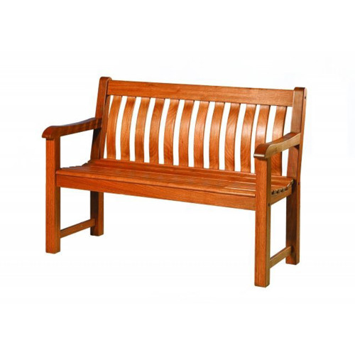 Alexander Rose Cornis St. George Garden Bench 4ft