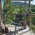 Camping Armchair - Aluminium Cham XL Ocean
