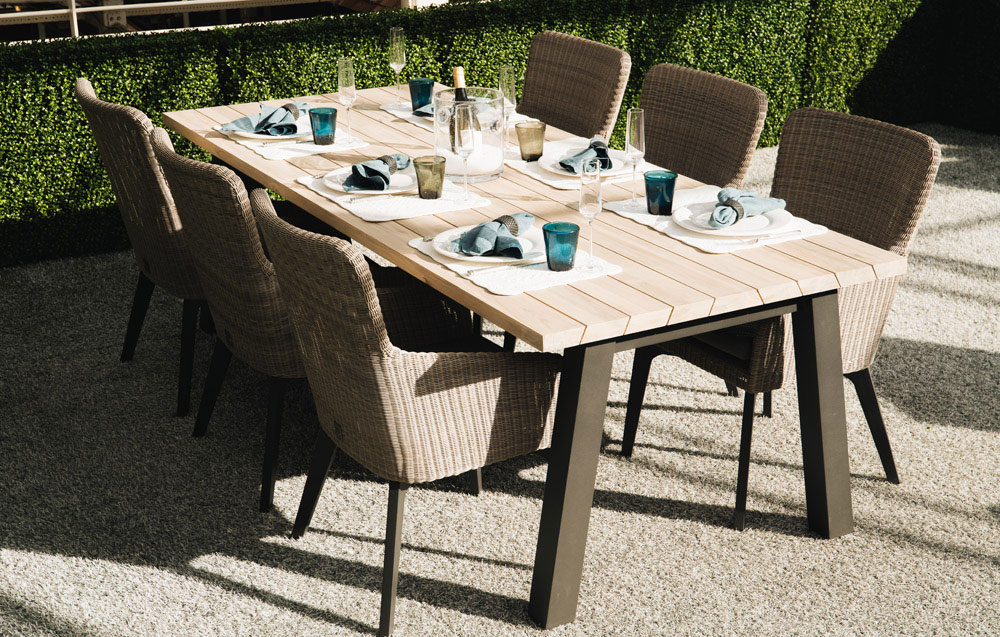 Garden Furniture At The Orchard