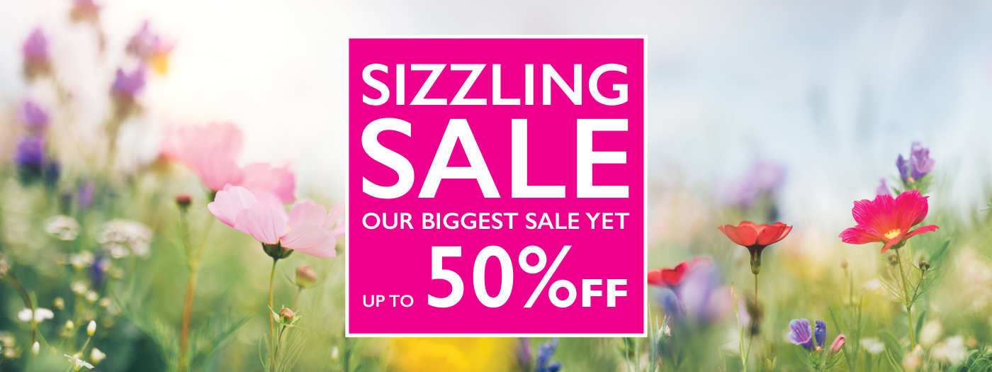 Sizzling Sale at The Orchard
