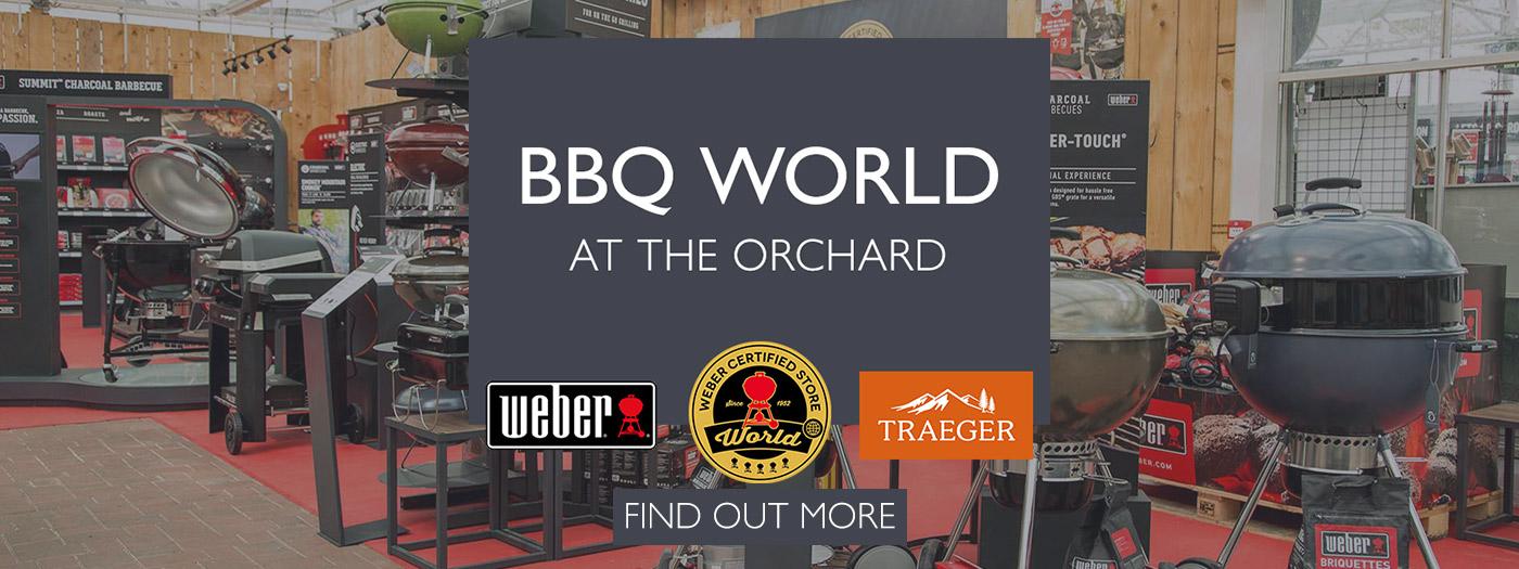 Experience BBQ World