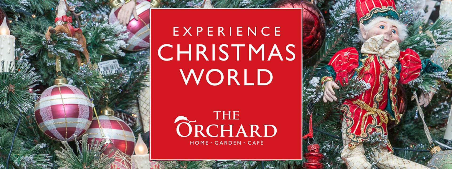 Christmas World At The Orchard