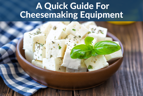 Homemade Cheese Making Equipment: A Quick & Thorough Guide