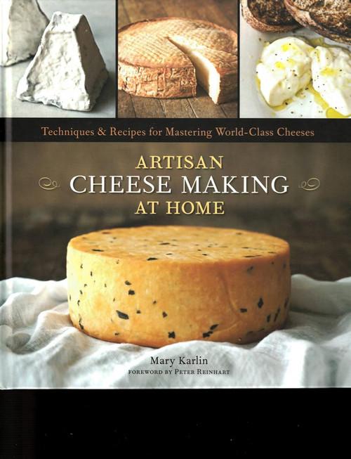 Artisan Cheese Making at Home